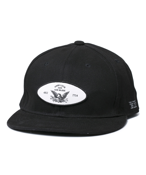 【CRIMIE(クライミー)】C1G3-CP01-THE BB WAPPEN CAP キャップ
