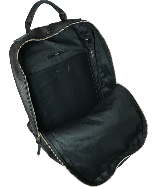 【DECADE(ディケイド)】Oiled Cow Leather Back Pack カウレザーバックパック (DCD-01034L)